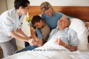 hospice care altadena a-1 home care